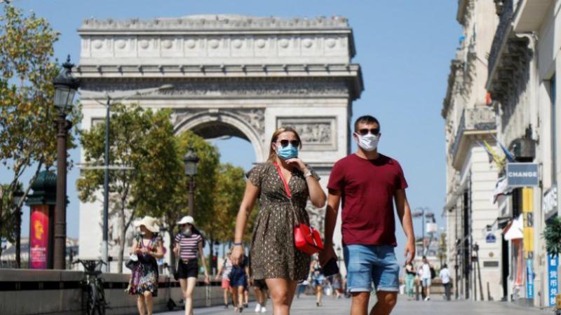 Coronavirus : Plus de 6.000 nouveaux cas en 24 heures en France