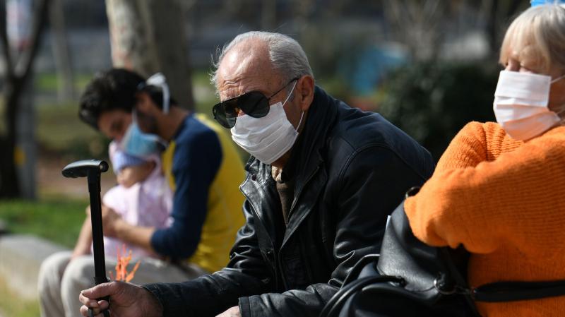 Coronavirus:Possibilité de confinement général pour les plus de 65 ans
