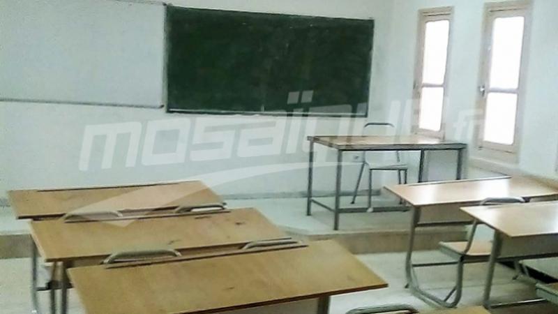 Coronavirus: Suspension des cours à l'école de Douar Hicher