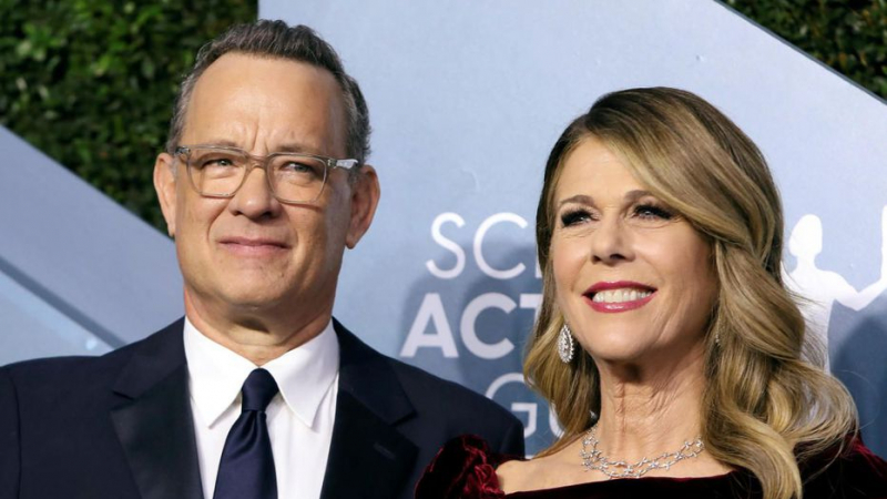 Coronavirus : Tom Hanks et sa femme vont mieux