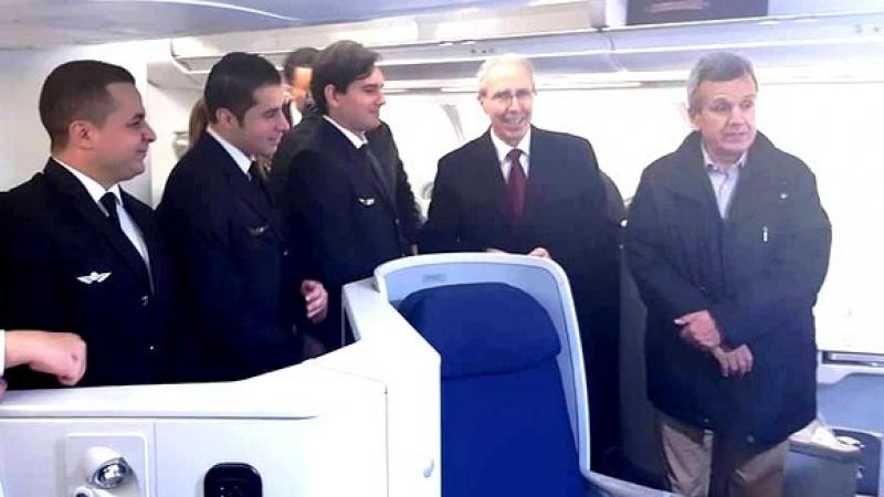 Coronavirus : Un avion algérien rapatrie 36 Algériens et 10 Tunisiens