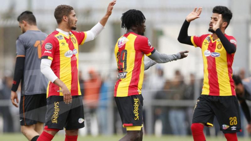 Coupe de Tunisie: L'EST en 1/4 de Finales grâce aux penalties