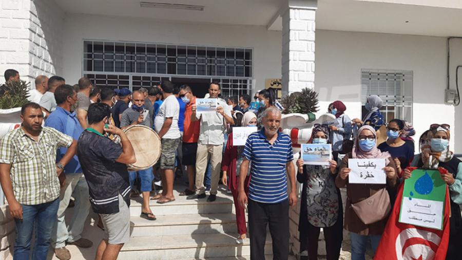 Coupures de l'eau : Les habitants de Amdoun protestent