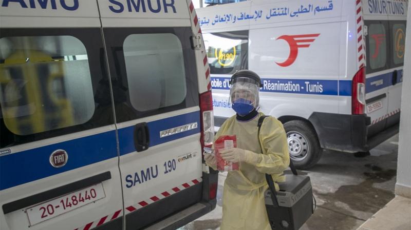 Covid-19 : 20 nouvelles contaminations en Tunisie