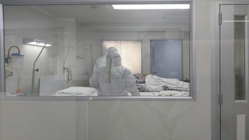 Covid 19 : 83 patients hospitalisés à la date du 8 avril
