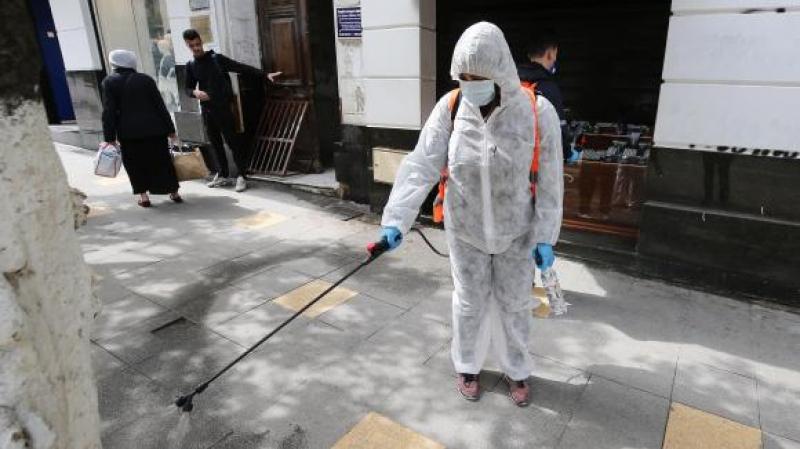 Covid-19 : Hausse des contaminations et des décès en Algérie