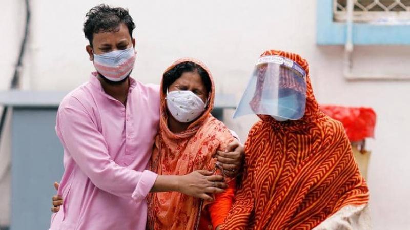 Covid-19 : L'Inde passe la barre des cinq millions de cas