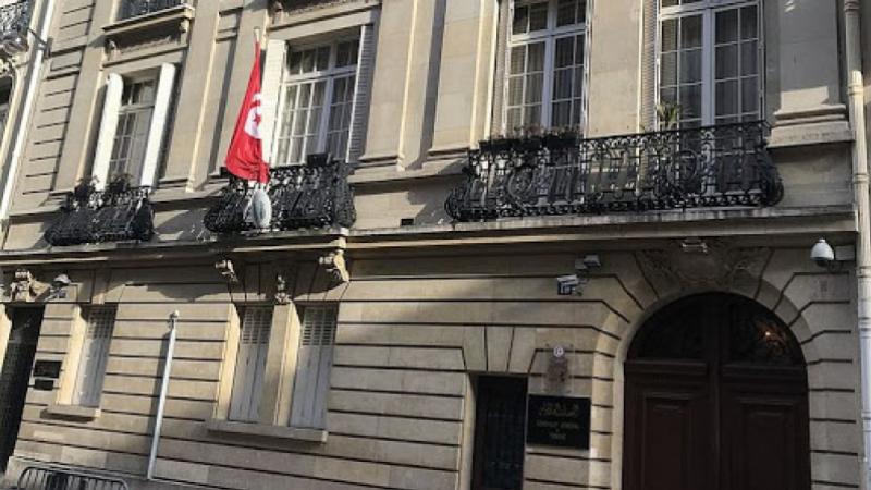 Covid-19 : Le consulat général de Tunisie à Paris ferme ses portes