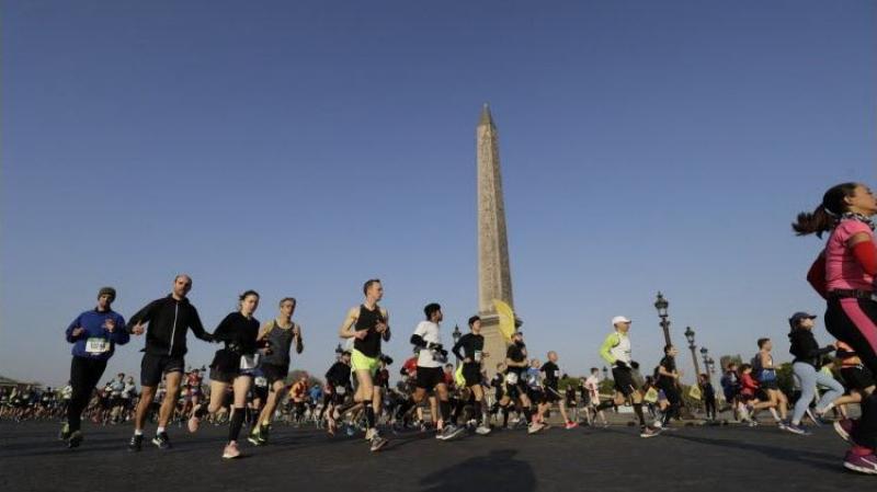 Covid-19 : Le marathon de Paris annulé