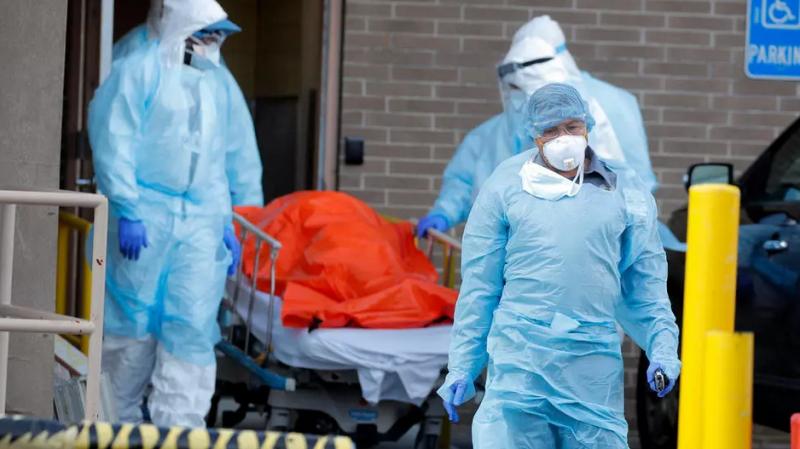Covid-19: Plus de 2000 morts enregistrés en 24h aux Etats-Unis