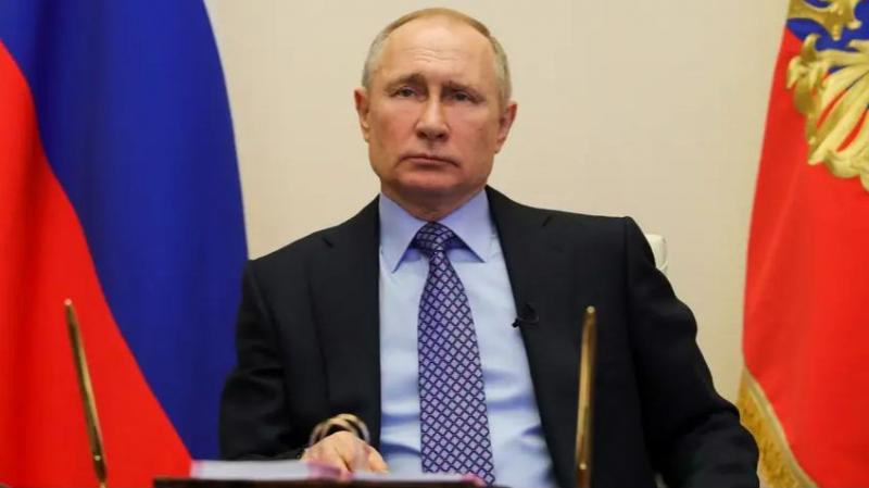 Covid-19 : Poutine estime que le pic est passé en Russie