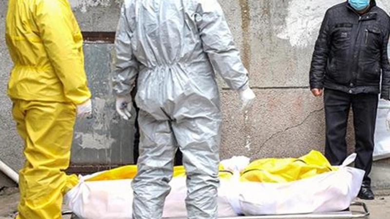 Covid-19 : Un contaminé décède chez lui