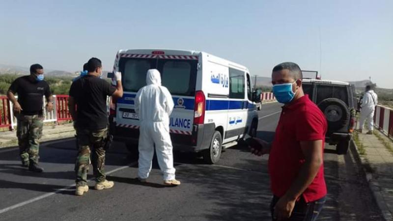 Covid-19 : Un contaminé s'enfuit du centre de confinement