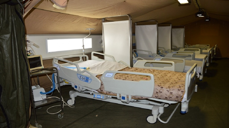 Covid-19: Vers l'installation d'un hôpital de campagne à Zaghouan