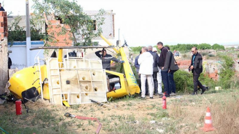 Crash d'un avion à la Soukra: disparition de l'alliance du défunt
