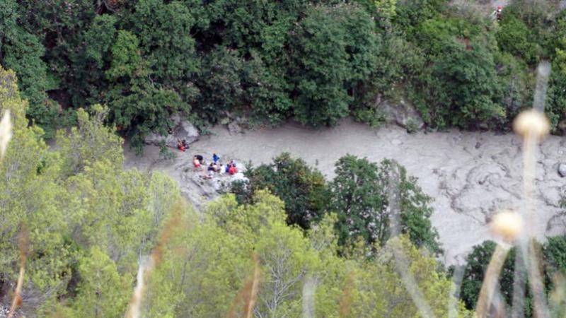 Crue dans les gorges du Raganello : plusieurs morts