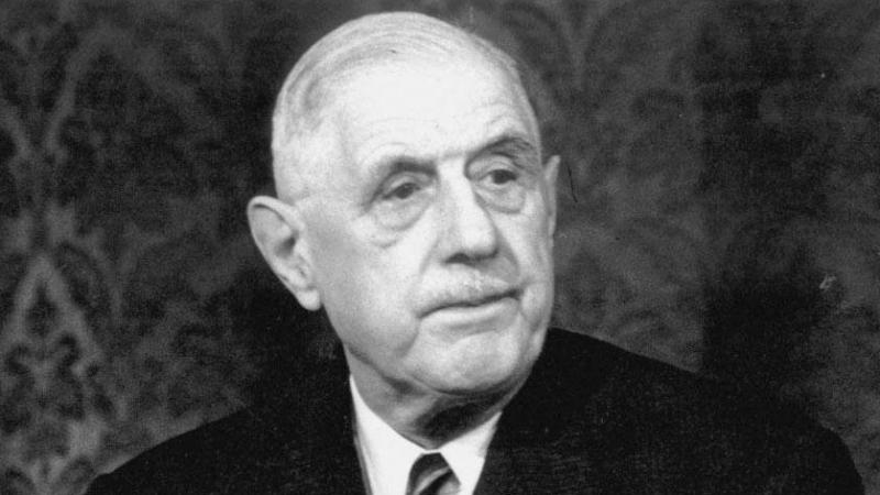 'De Gaulle, la fin d'un règne de Jean-Michel Djian' à l'Agora