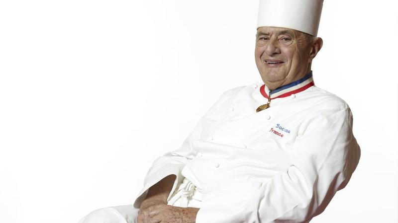 Décès de Paul Bocuse, figure mondiale de la gastronomie