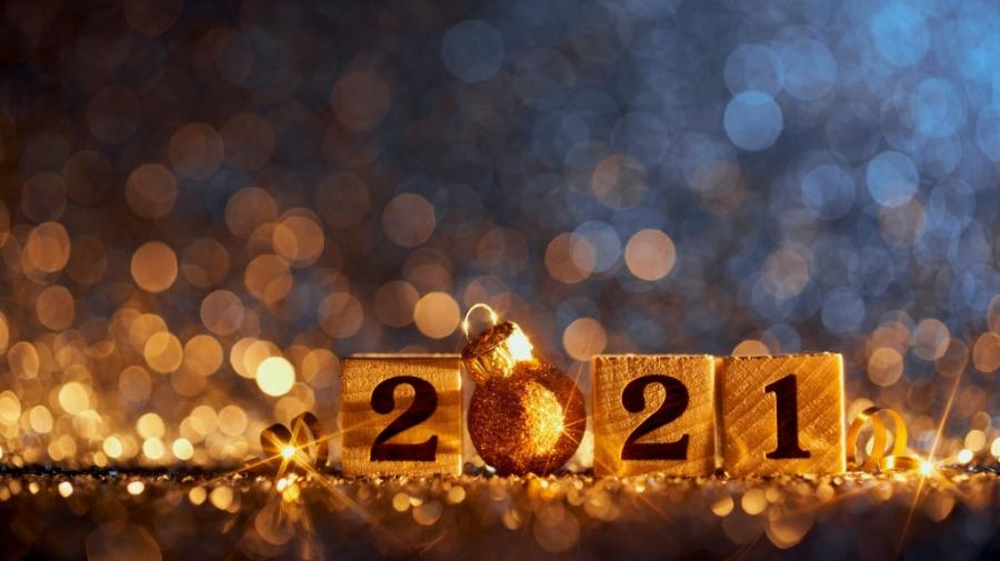 Découvrez ce que l'année 2021 vous réserve !