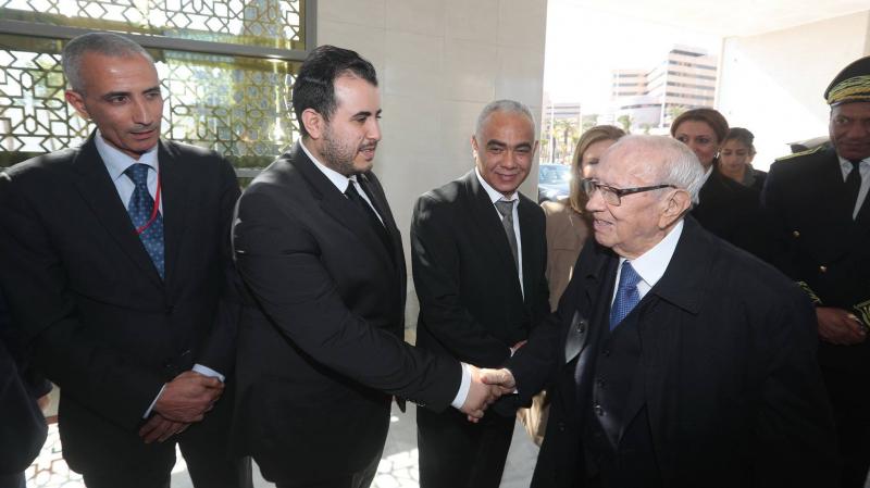 Démission du conseiller du Président de la République S.Chaalali