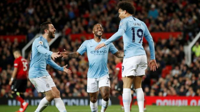 Derby de Manchester: City bat United