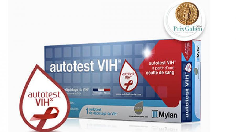 Des autotests VIH moitié prix dans 135 pays
