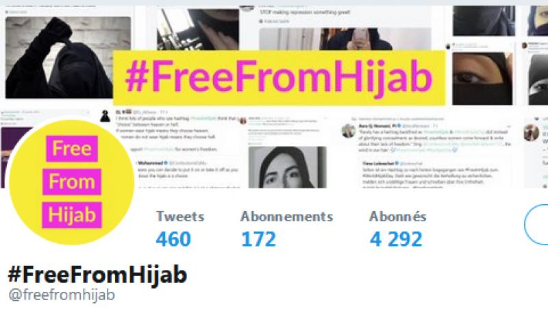 Des femmes disent non au Hijab en Algérie