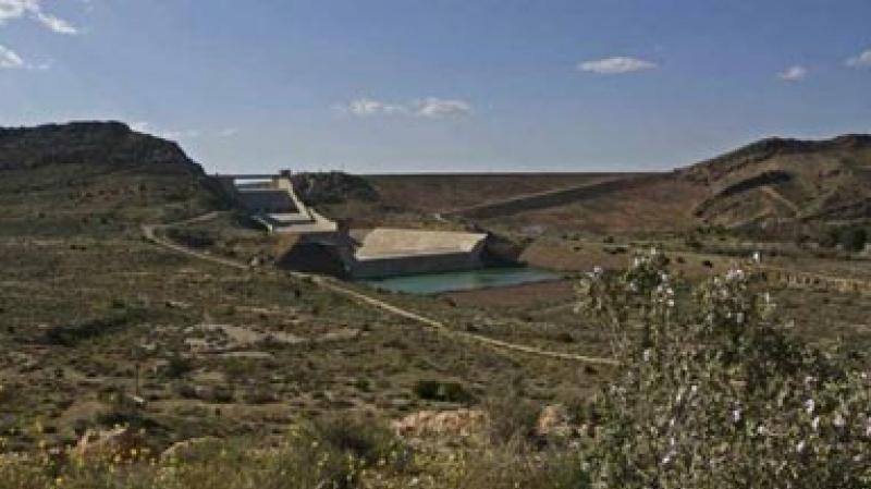 Des mouvements suspects ralentissent les travaux du barrage Mallegue 2