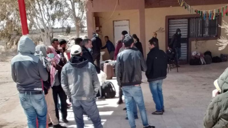 Des Tunisiens bloqués en Libye lancent un SOS
