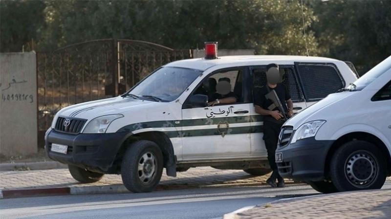 Deux algériens tentent d'écraser un agent de la garde nationale