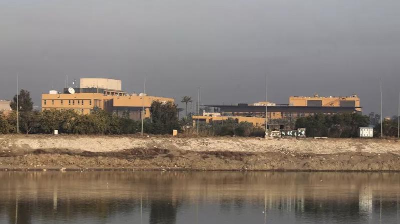 Deux nouvelles roquettes tirées sur la Zone verte de Bagdad