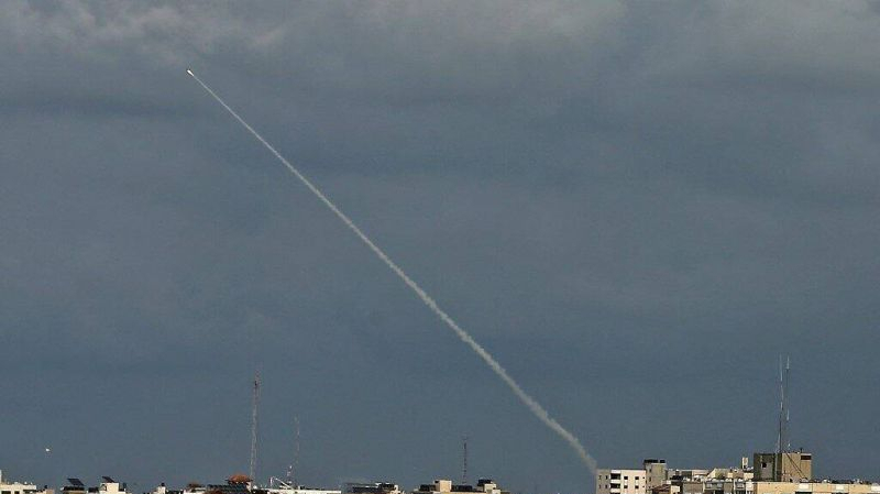 Deux roquettes tirées de la bande de Gaza vers l'entité sioniste