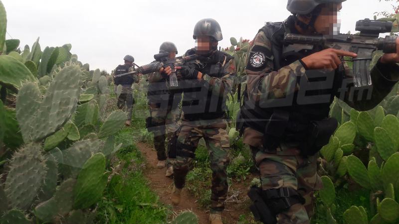 Deux terroristes abattus à Djebel Orbata