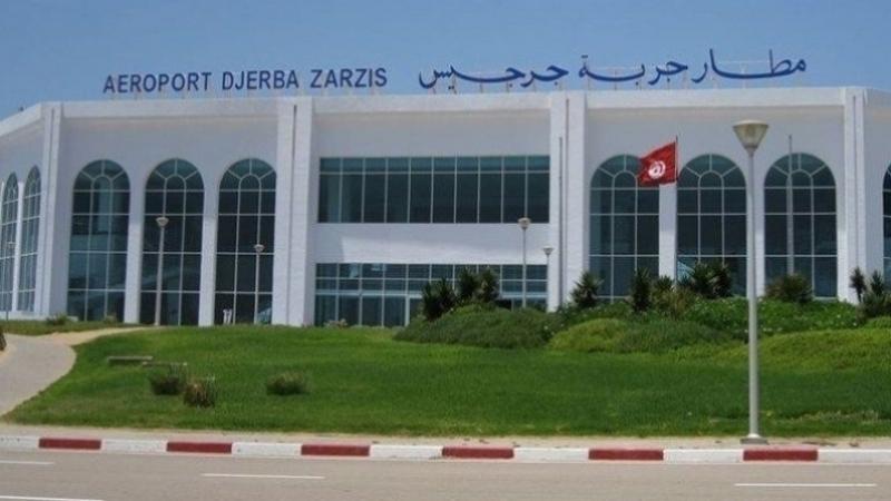 Deux vols sur Tunis-Carthage déroutés sur l'aéroport de Djerba