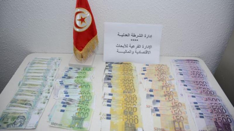 devise falsifié