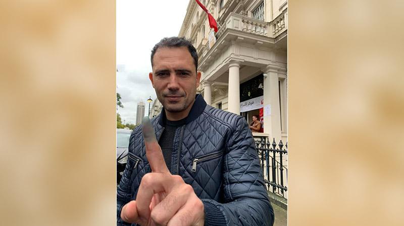 Dhafer Laabidine appelle les tunisiens à voter pour la Tunisie