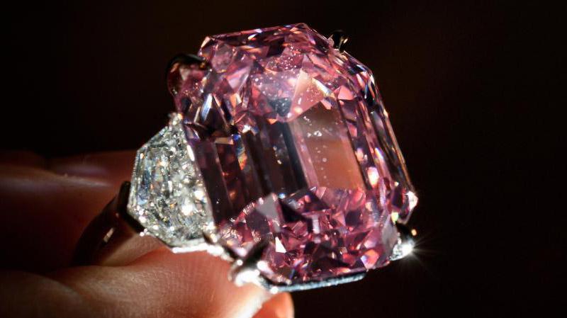 diamant-rose