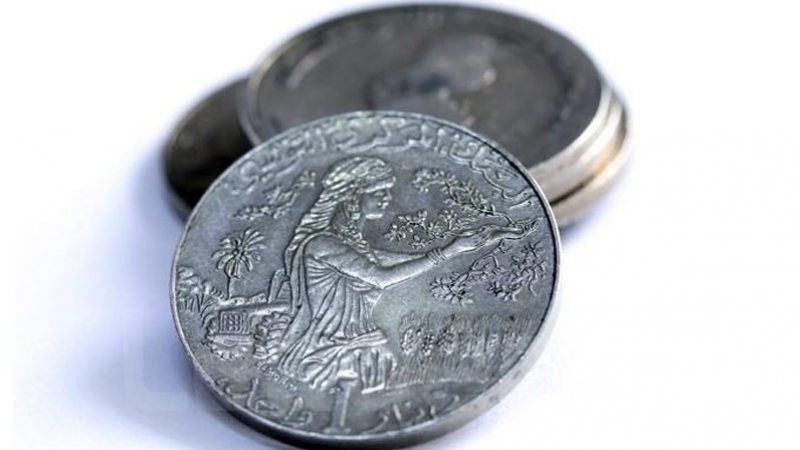 dinar-tunisien