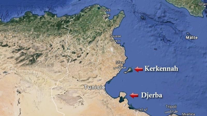 Djerba et Kerkennah