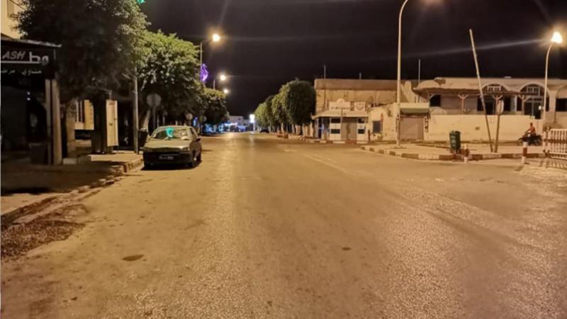 Djerba : L'horaire du couvre-feu a changé