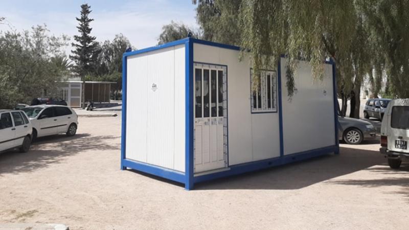Djerba: Une chambre d'isolement à l'hôpital Sadok Mkaddem