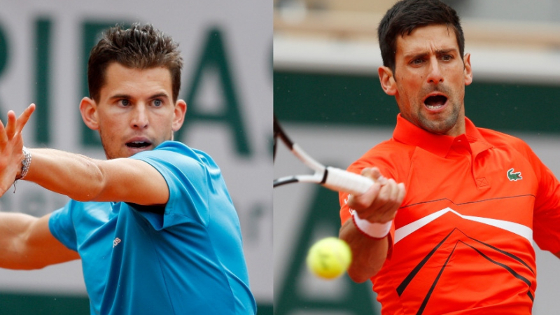 Djokovic-Thiem