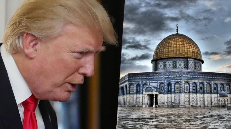 Donalds Trump, Al Quds