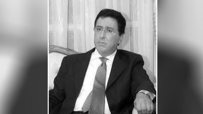 Douraid Ammar fils de l'ancien ministre de l'intérieur est décédé