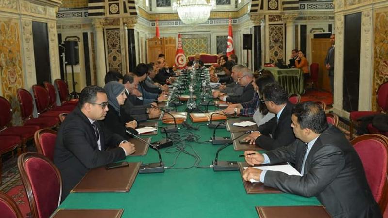 Drame de Amdoun: Ghannouchi se réunit avec les députés du Nord Ouest