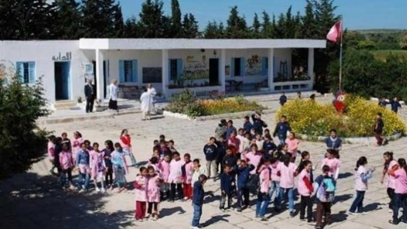 Bir el hafey les l ves d une cole primaire boycottent les cours - Image d ecole maternelle ...