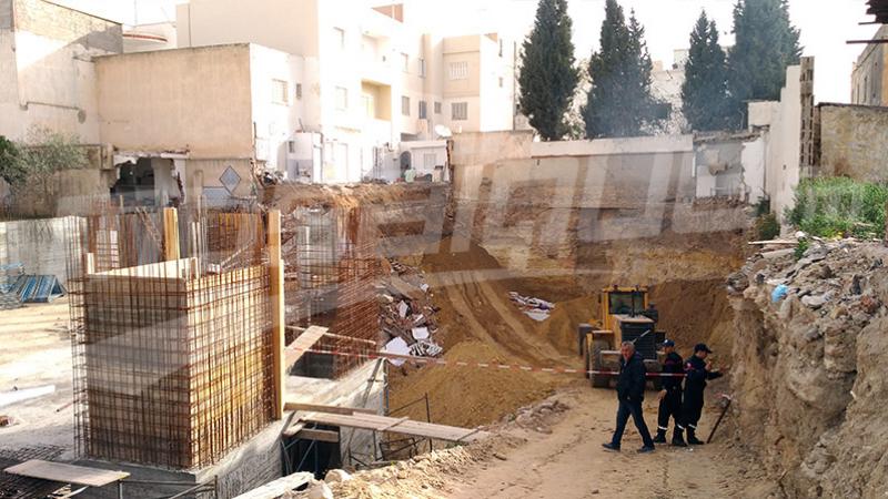 Effondrement à Sousse : un chef des travaux admet ses erreurs