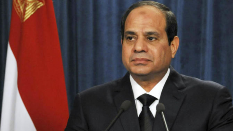 Egypte: le président Sissi annonce sa candidature à un 2ème mandat