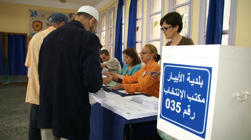 élections-Algérie