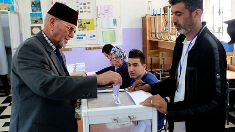 élections algériennes